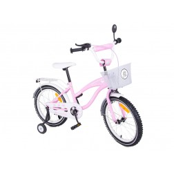 Bicicleta copii MyKids Toma Exclusive 1803 Pink
