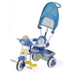 Tricicleta cu parasolar pentru copii - Biemme