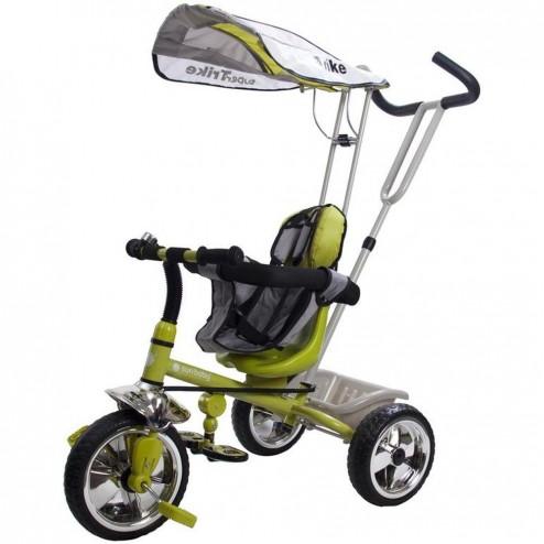 Tricicleta Super Trike Verde - Sun Baby