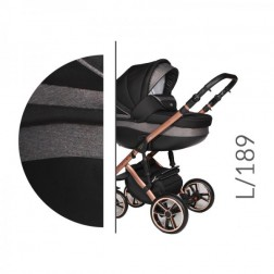 Carucior 3 in 1 Baby Merc Faster 3 Limited Edition - L/189
