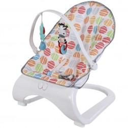 Fotoliu pentru Bebelusi cu Cercuri Colorate - Sun Baby