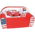 Canapea extensibila din burete pentru copii NYC Race Trade