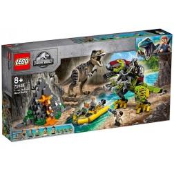 Lupta T. rex contra Dino-Mech (75938)