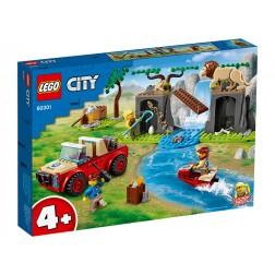 LEGO Camion de salvare a Animalelor