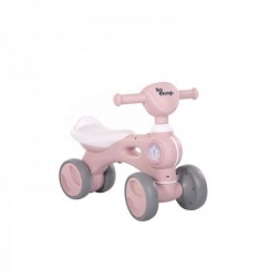 Bicicleta cu 4 roti pentru copii cu lumini si sunete, Bo Jungle