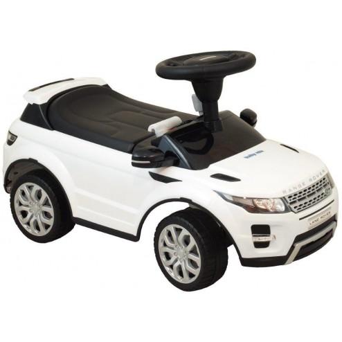 Vehicul pentru copii Range Rover White