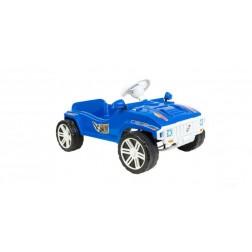 Masinuta cu pedale - albastra