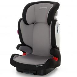 Scaun auto cu sistem Isofix Rumba Pro 15-36 kg - Coto Baby - Gri