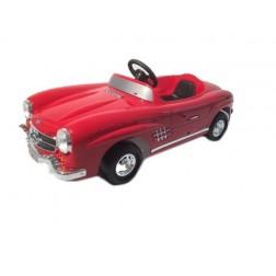 Masinuta cu pedale copii ToysToys Mercedes Benz 300SL Rosu