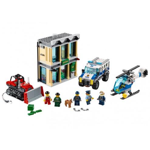 Spargere cu buldozerul (60140)
