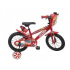 Bicicleta pentru baieti Cars 16 inch - Mondo