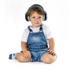 Casti antifonice pentru bebelusi SilentGuard Albastru - Reer