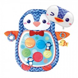 Salteluta bebe Pinguin cu activitati - WinFun