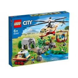 LEGO Operatiunea de salvare a animalelor