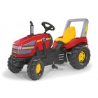 Tractor Cu Pedale Copii ROLLY TOYS 035564 Rosu