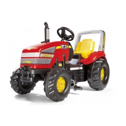 Tractor Cu Pedale rosu copii - Rolly Toys