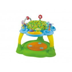 Centru de activitate Baby Mix BG-1915 Green Blue