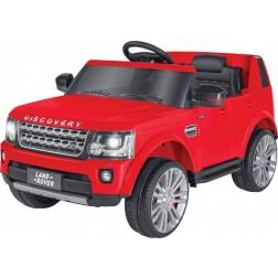Masinuta electrica Discovery Land Rover Rosie Globo 12V cu telecomanda si control parental