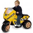Motoscuter Super GP Yellow - Biemme
