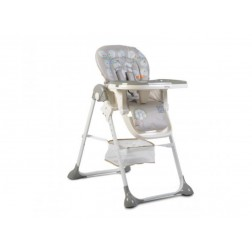 Scaun de masa copii Cangaroo Hunny Grey