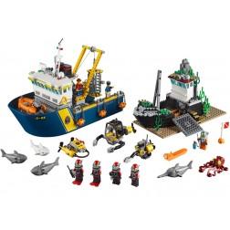 Nava de explorare in largul marii (60095)
