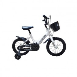 Bicicleta 12 inch, alba