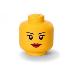 Cutie depozitare L cap minifigurina LEGO fata (40321725)