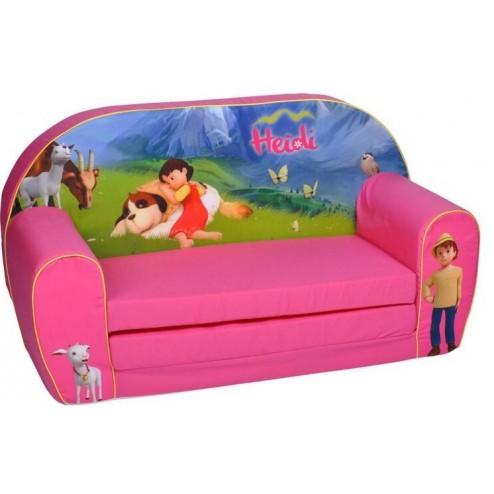 Canapea extensibila din burete Heidi - Knorrtoys