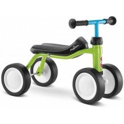 Tricicleta verde Pukylino - Puky