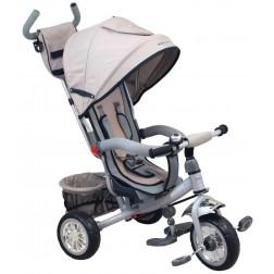 Tricicleta multifunctionala Sunny Steps Grey