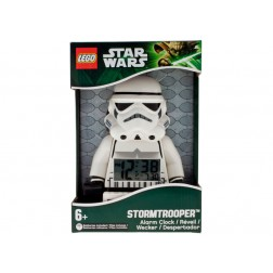 Ceas desteptator LEGO Star Wars Stormtrooper, 9002137