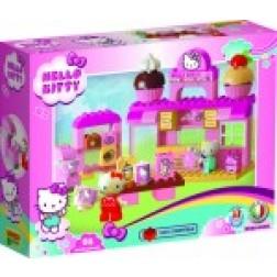 Cofetarie Hello Kitty Unico 82 piese
