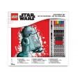 Set rechizite ?i caiet LEGO Star Wars  (52232)