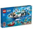 LEGO Barca de patrula a politiei