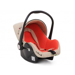 Cosulet Auto Bebelusi MONI Babytravel Red