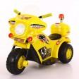 Motor electric pentru copii 6V galben
