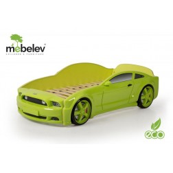 Pat masina tineret MyKids Light-MG 3D Verde