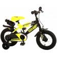 Bicicleta copii Volare Sportivo Galben Neon, 12 inch