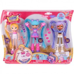 Betty Spaghetty S1 Deluxe 3 in 1 - Moose