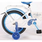 Bicicleta fete Paisley 16 inch cu roti ajutatoare - Volare