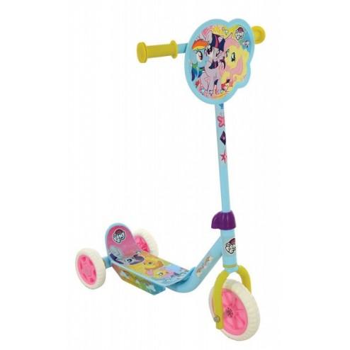 Trotineta pentru fetite cu 3 roti My little Pony - MVS