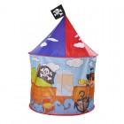 Cort de joaca pentru copii Pirati - Knorrtoys