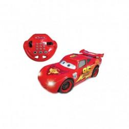 Masina cu telecomanda Cars Lightning McQueen cu sunete si lumini