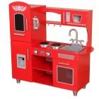 Bucatarie pentru copii Supreme Red Style