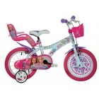 Bicicleta Barbie 16 - Dino Bikes-616BA
