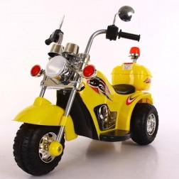 Motor electric pentru copii 995-6V galben