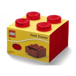 Sertar de birou LEGO 2x2 rosu (40201730)