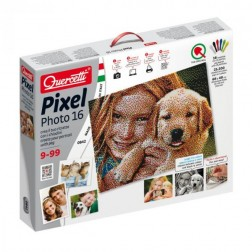 Set creativ pentru copii Pixel Photo 16 Quercetti