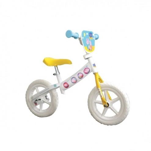 Bicicleta incepatori Peppa Pig - Dino Bikes