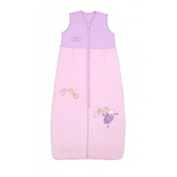 Sac de dormit Pink Fairy 1-3 ani 2.5 Tog